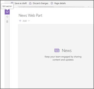 News Web Parts
